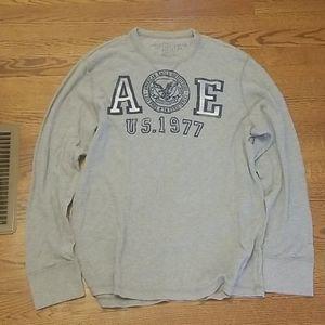 American Eagle mens long sleeve size XXL